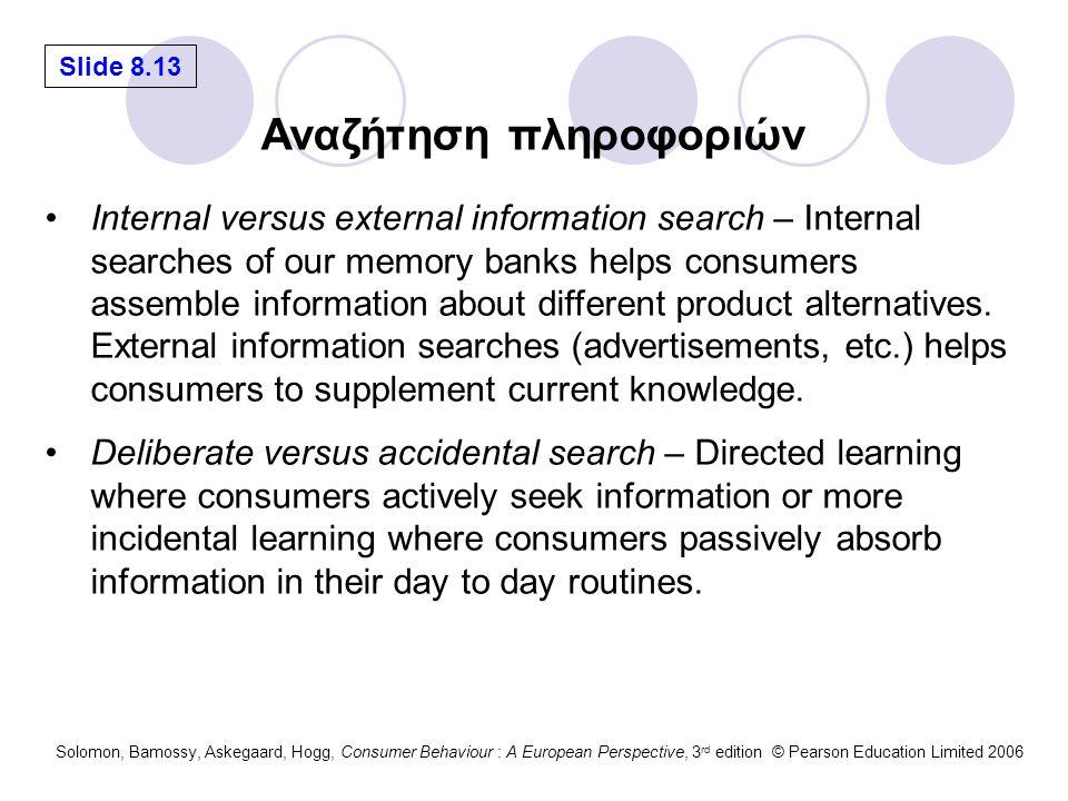 Αναζήτηση πληροφοριών