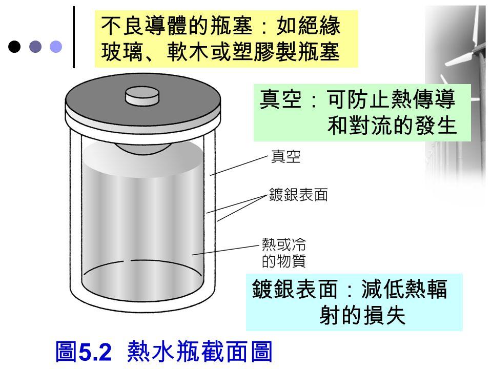 不良導體的瓶塞:如絕緣玻璃、軟木或塑膠製瓶塞