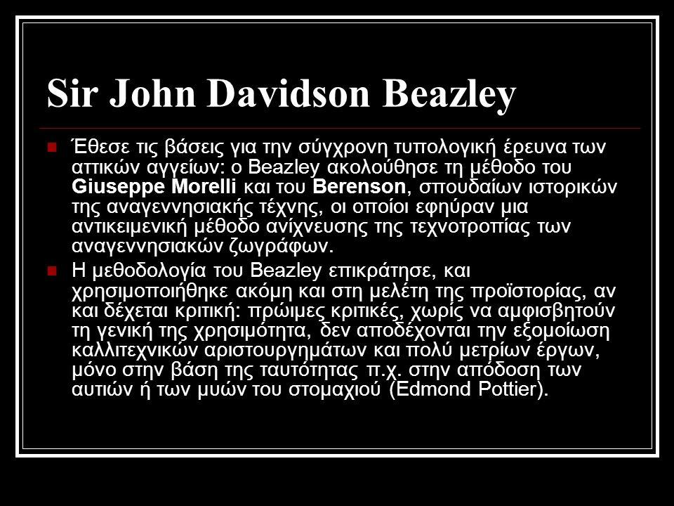 Sir John Davidson Beazley