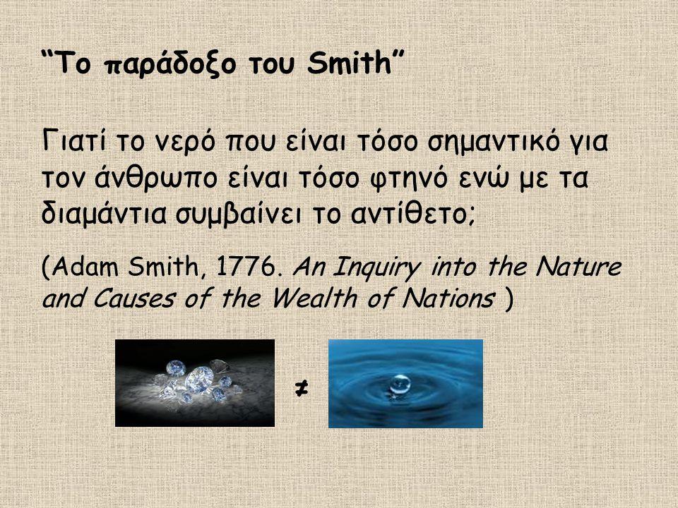 Το παράδοξο του Smith