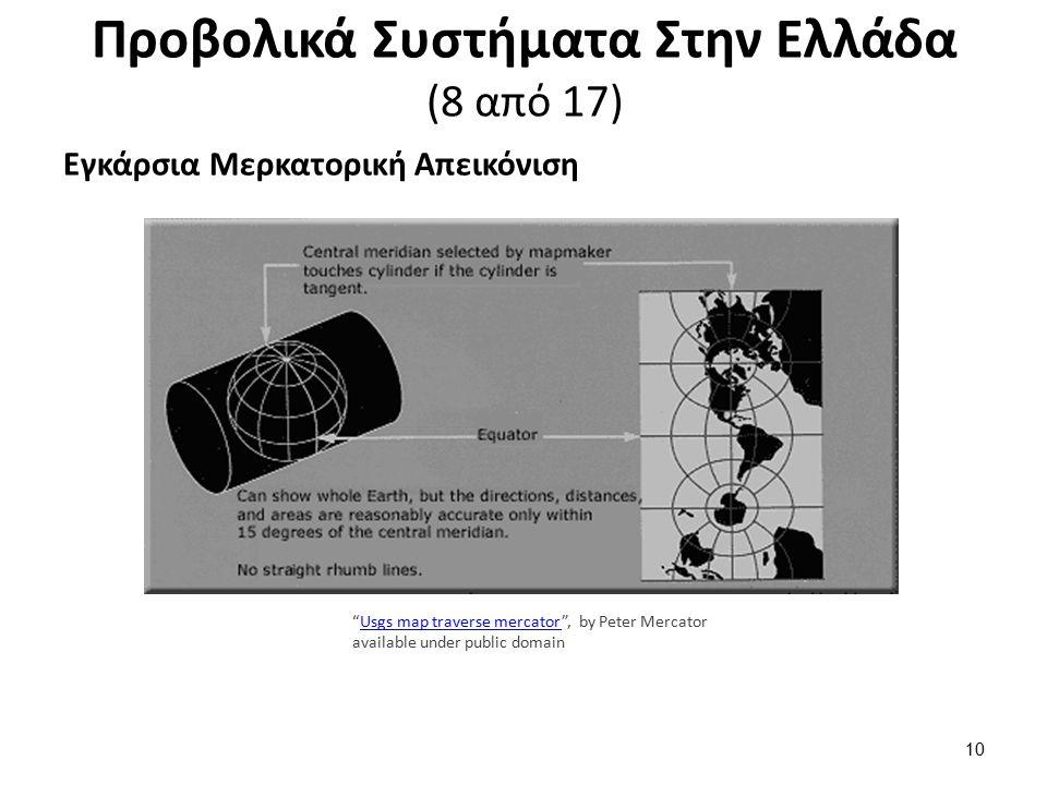 Προβολικά Συστήματα Στην Ελλάδα (9 από 17)