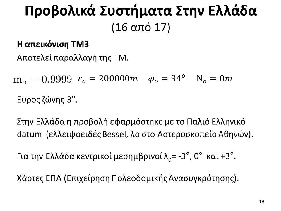 Προβολικά Συστήματα Στην Ελλάδα (17 από 17)
