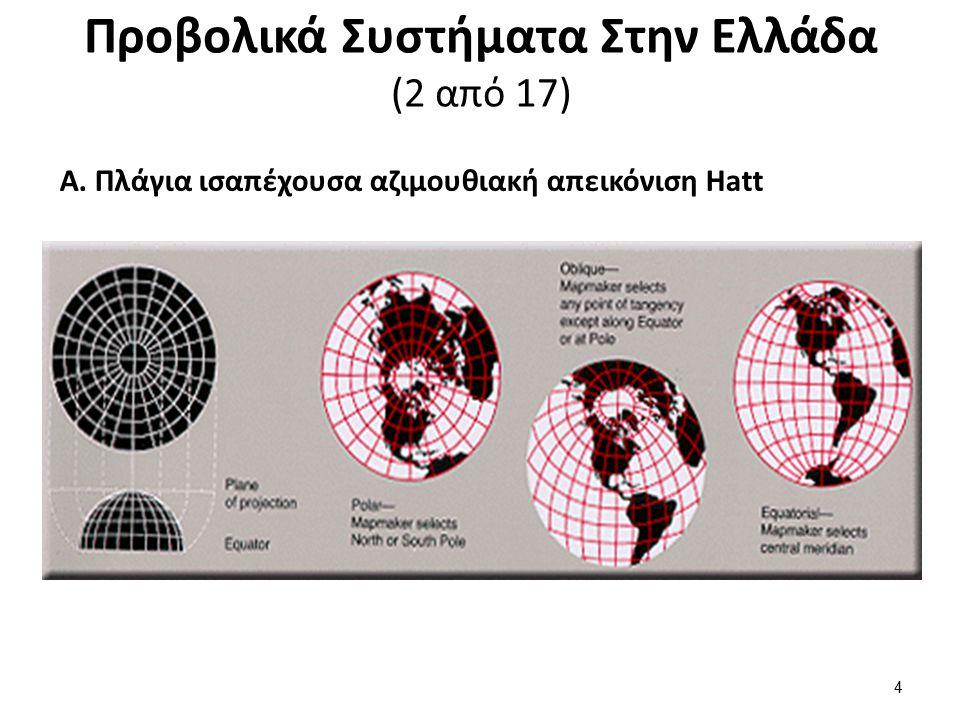 Προβολικά Συστήματα Στην Ελλάδα (3 από 17)