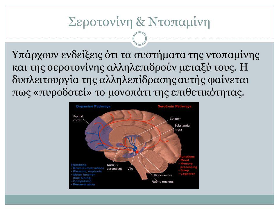 Σεροτονίνη & Ντοπαμίνη