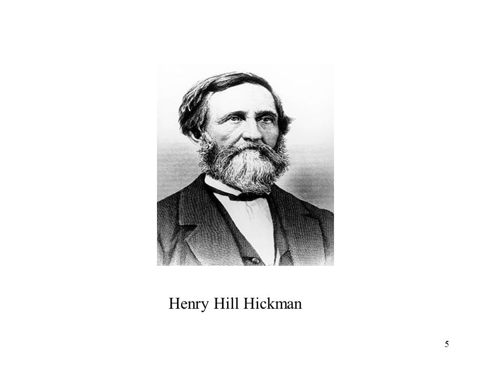 Henry Hill Hickman