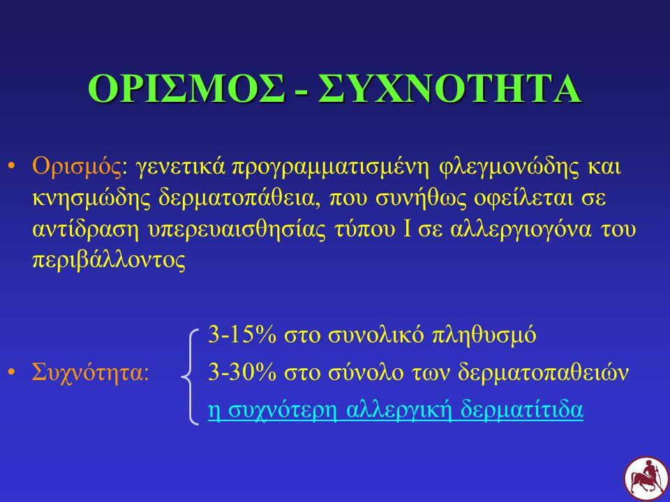 ΟΡΙΣΜΟΣ - ΣΥΧΝΟΤΗΤΑ