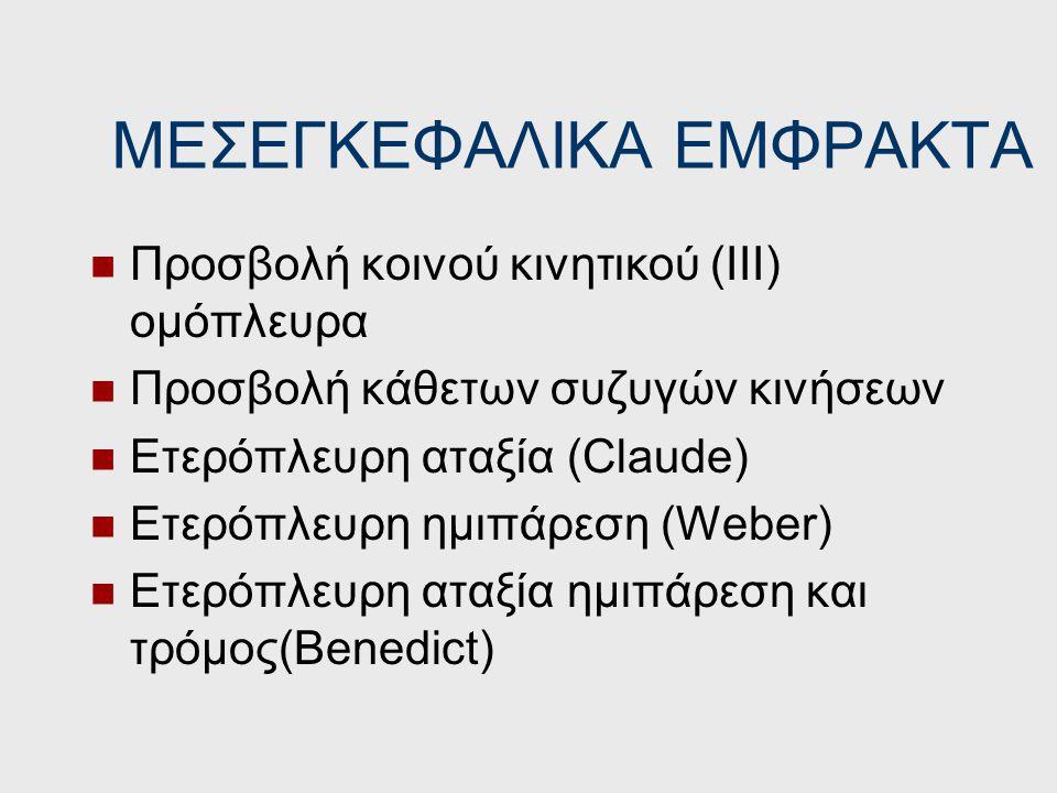 ΜΕΣΕΓΚΕΦΑΛΙΚΑ ΕΜΦΡΑΚΤΑ