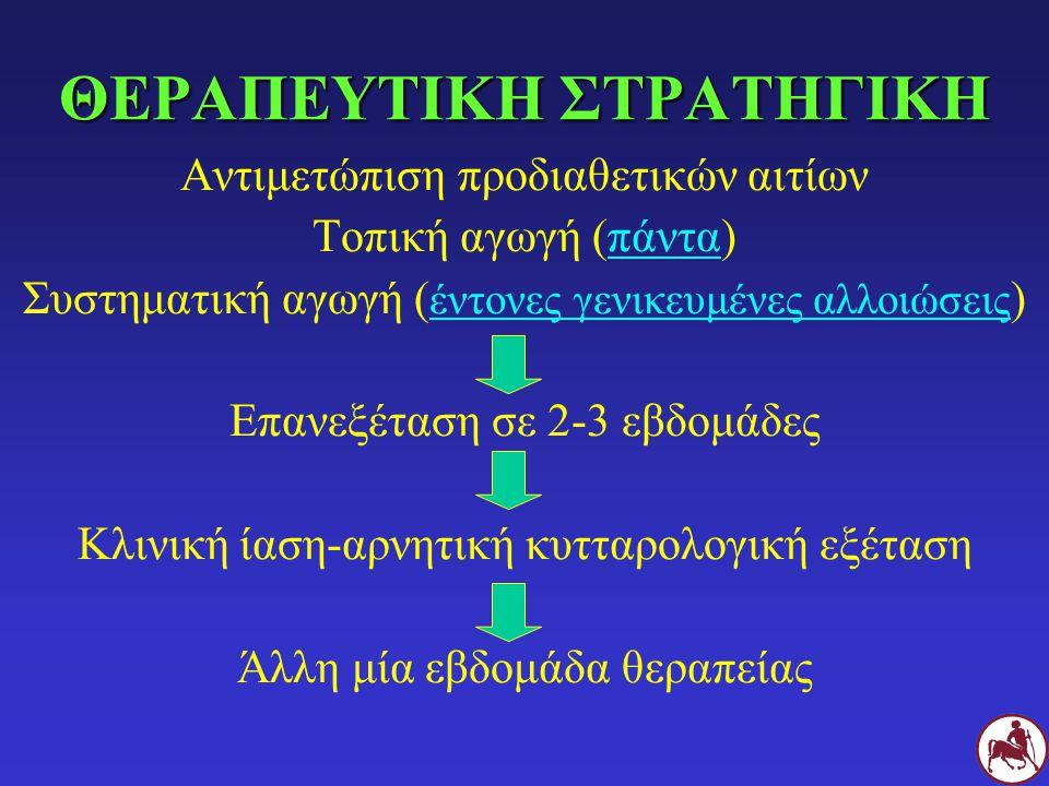 ΘΕΡΑΠΕΥΤΙΚΗ ΣΤΡΑΤΗΓΙΚΗ