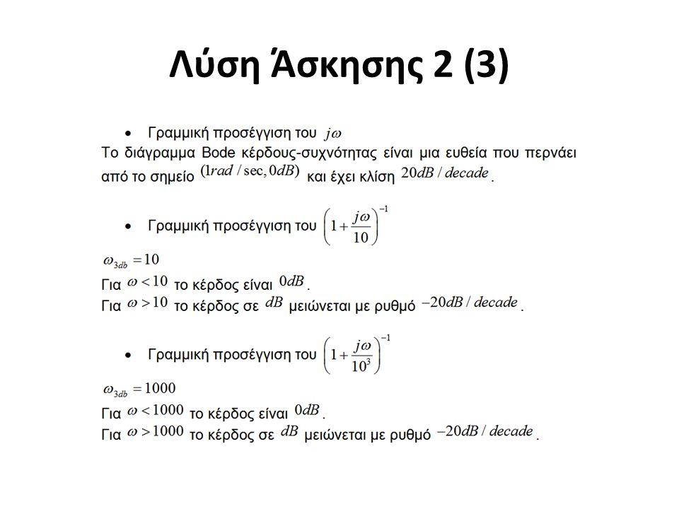 Λύση Άσκησης 2 (3)