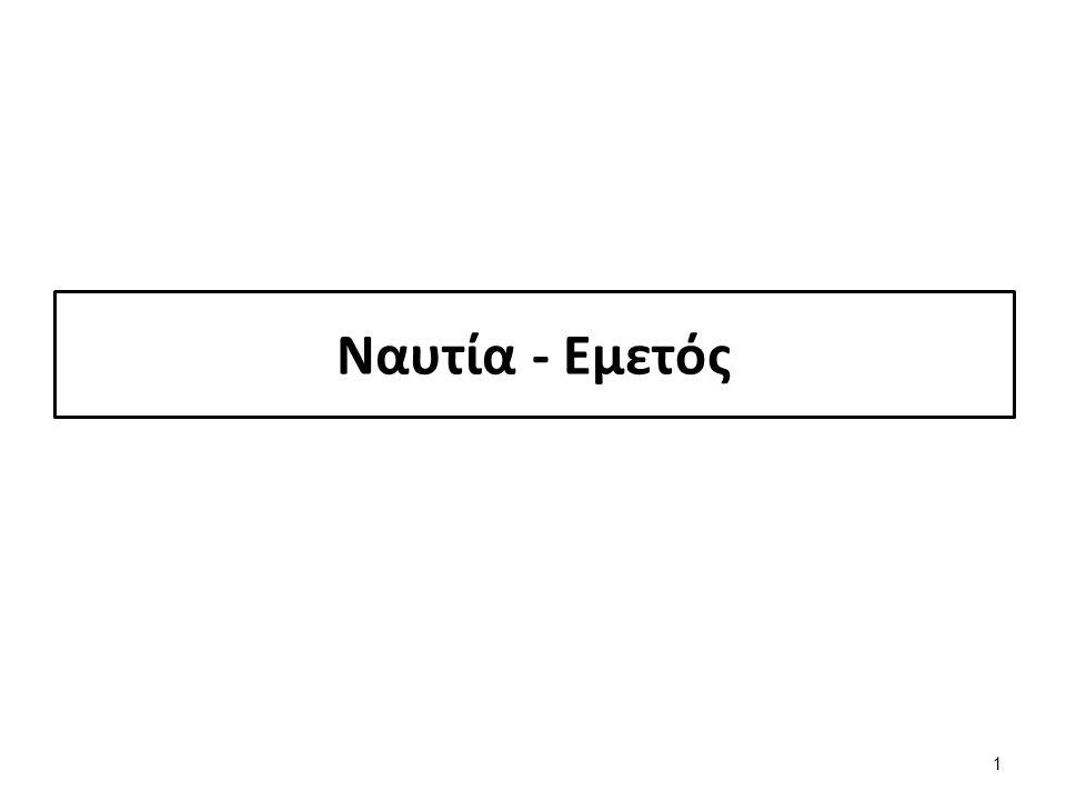 Ναυτία