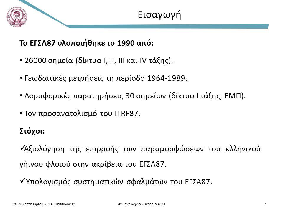 4ο Πανελλήνιο Συνέδριο ΑΤΜ