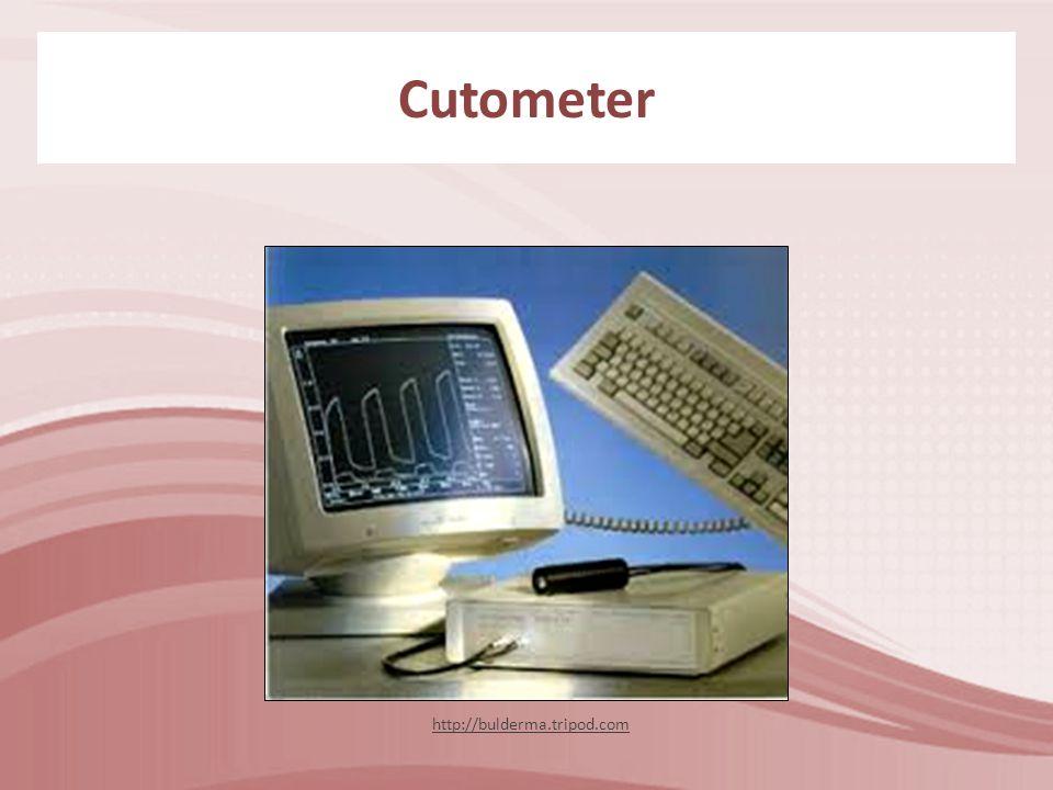 Eλαστικότητα του δέρματος με τη μέθοδο της αναρρόφησης/επιμήκυνσης (Συσκευή Cutometer) 2