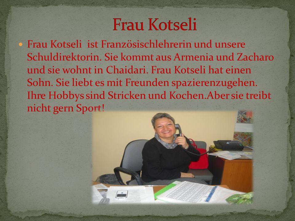 Frau Kotseli