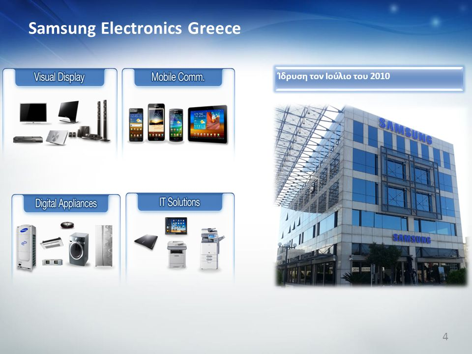 Samsung Electronics Greece