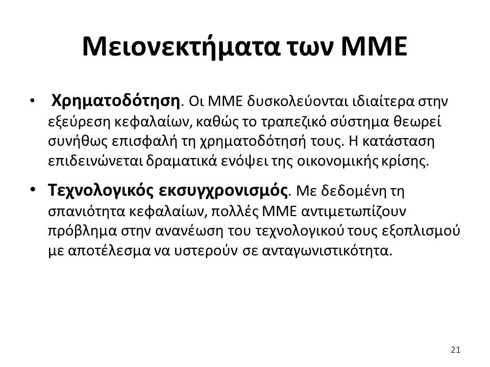 Μειονεκτήματα των ΜΜΕ