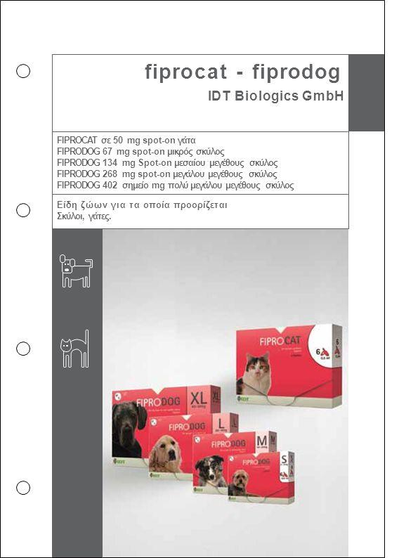 fiprocat - fiprodog IDT Biologics GmbH