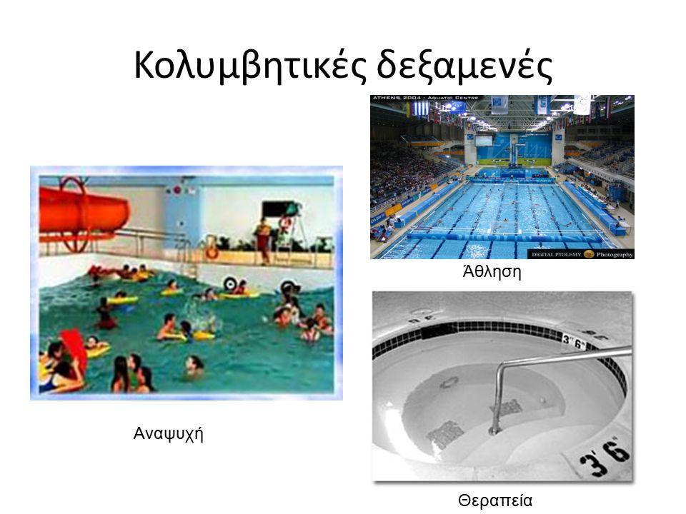 Κολυμβητικές δεξαμενές