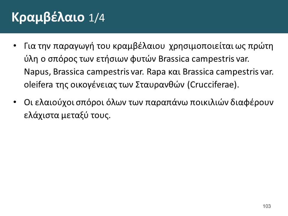 Φυτό Brassica campestris var. Rapa
