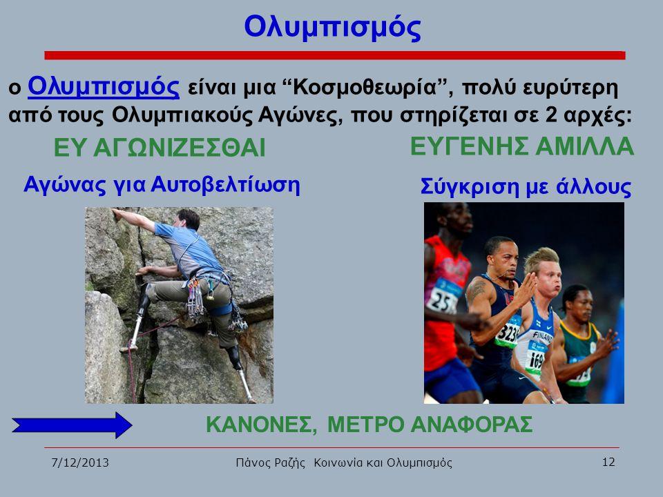 ΚΑΝΟΝΕΣ, ΜΕΤΡΟ ΑΝΑΦΟΡΑΣ