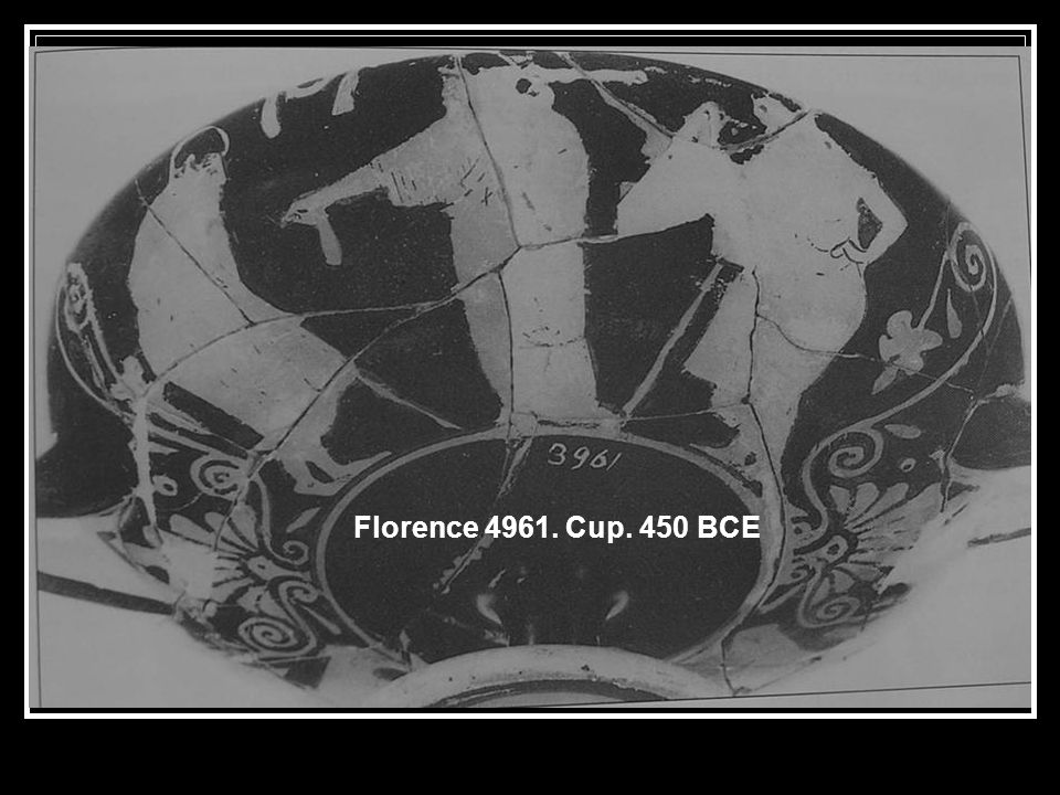 Florence 4961. Cup. 450 BCE