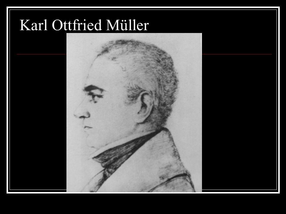 Κarl Ottfried Müller