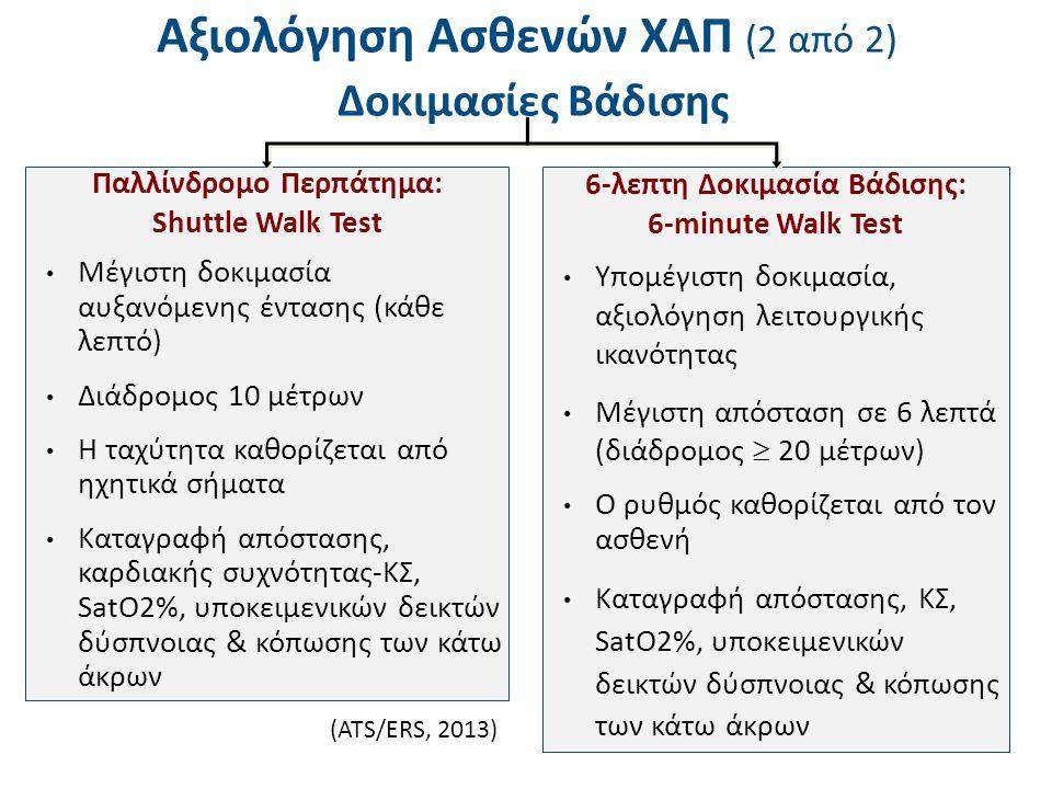 2. Η Φυσικοθεραπεία στην Πνευμονική Αποκατάσταση (1 από 2)