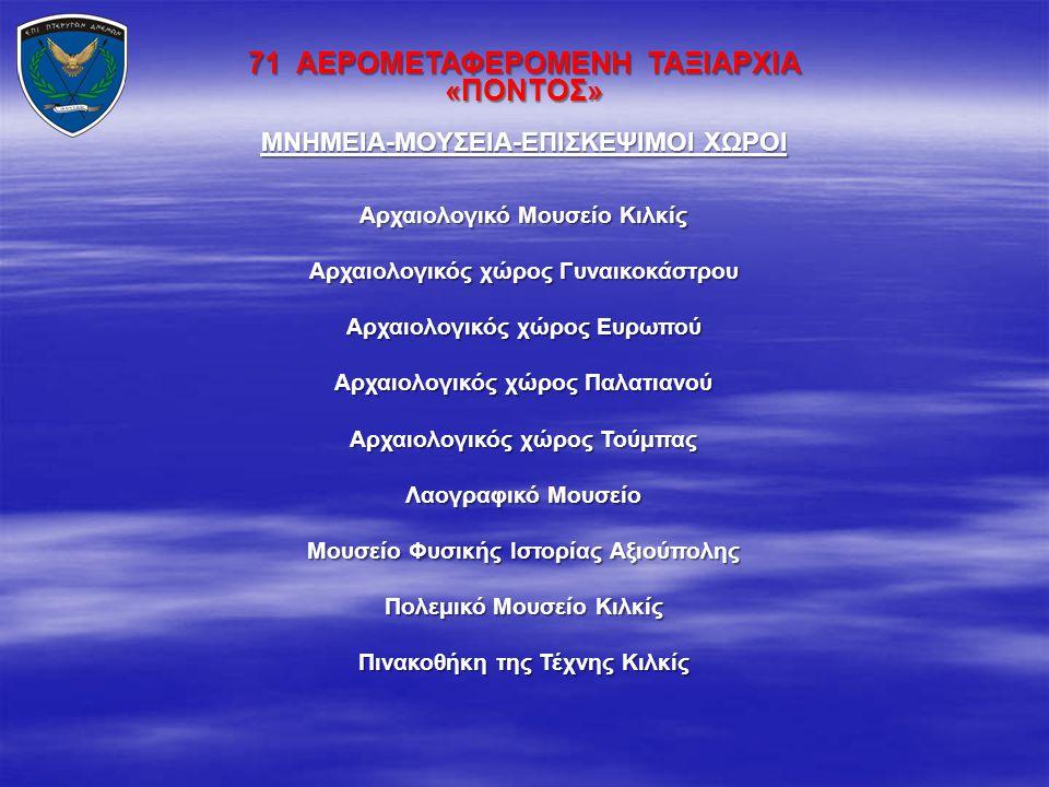 ΜΝΗΜΕΙΑ-ΜΟΥΣΕΙΑ-ΕΠΙΣΚΕΨΙΜΟΙ ΧΩΡΟΙ