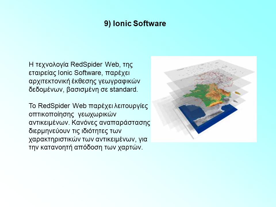 9) Ionic Software