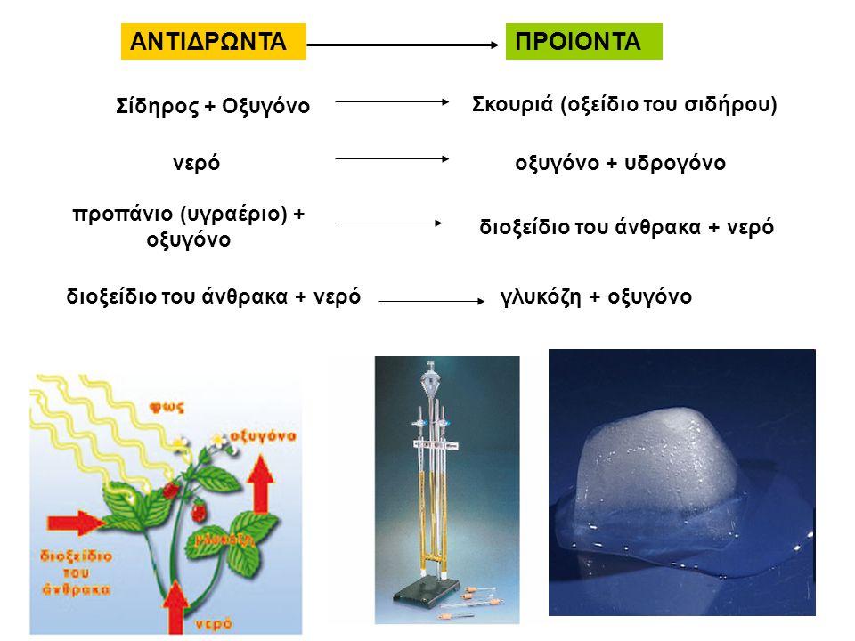προπάνιο (υγραέριο) + οξυγόνο