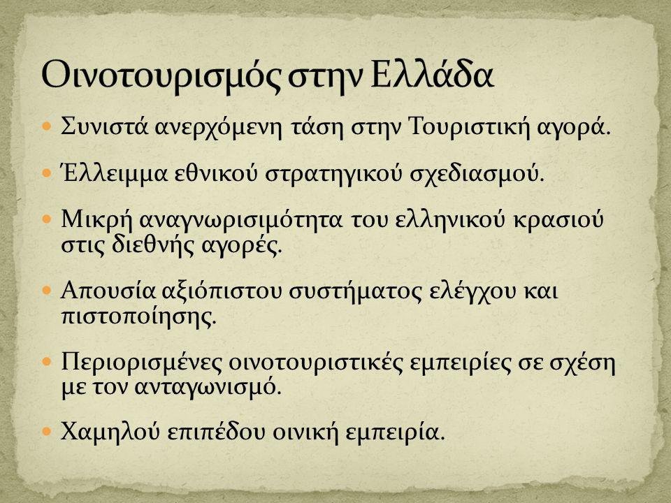 Οινοτουρισμός στην Ελλάδα