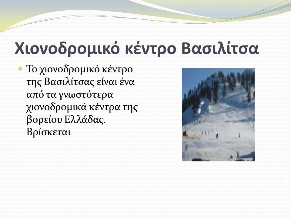 Χιονοδρομικό κέντρο Βασιλίτσα