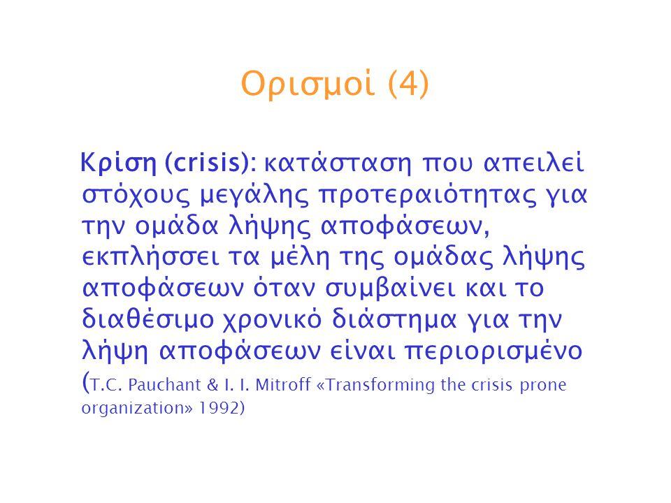 Ορισμοί (4)