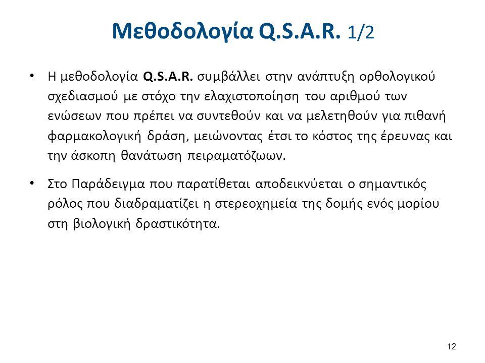 Μεθοδολογία Q.S.A.R. 2/2