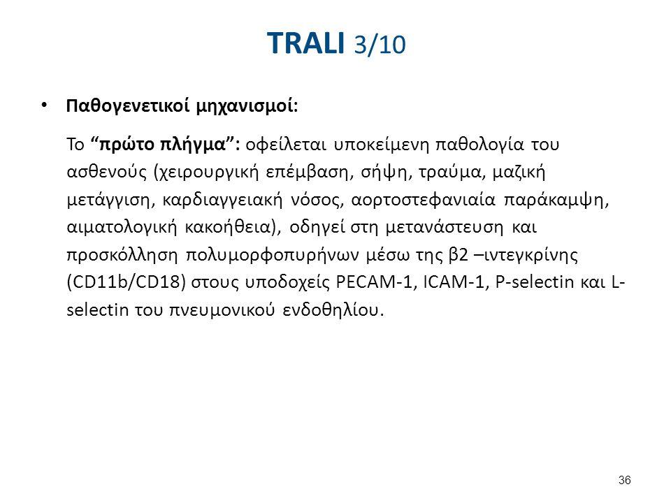 TRALI 4/10 Το δεύτερο πλήγμα :