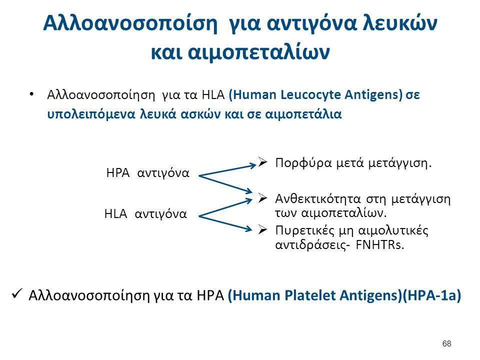 Επιβραδυνόμενη αιμολυτική αντίδραση Delayed hemolytic transfusion reaction (DHTR) 1/4
