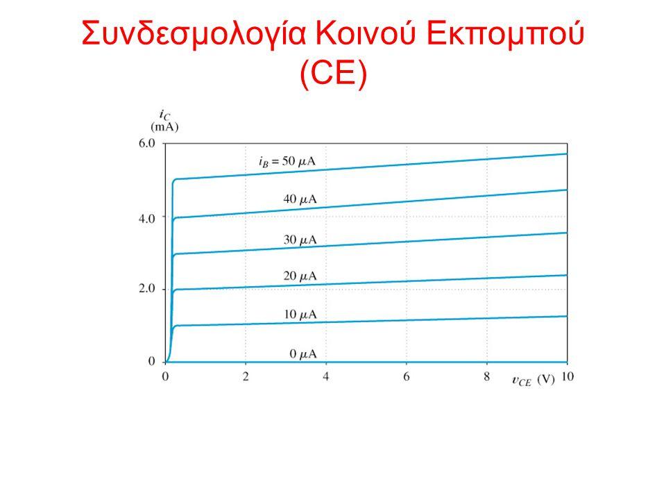 Συνδεσμολογία Κοινού Εκπομπού (CE)