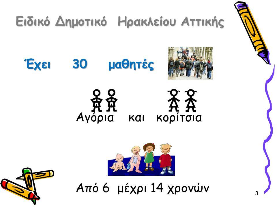 Ειδικό Δημοτικό Ηρακλείου Αττικής