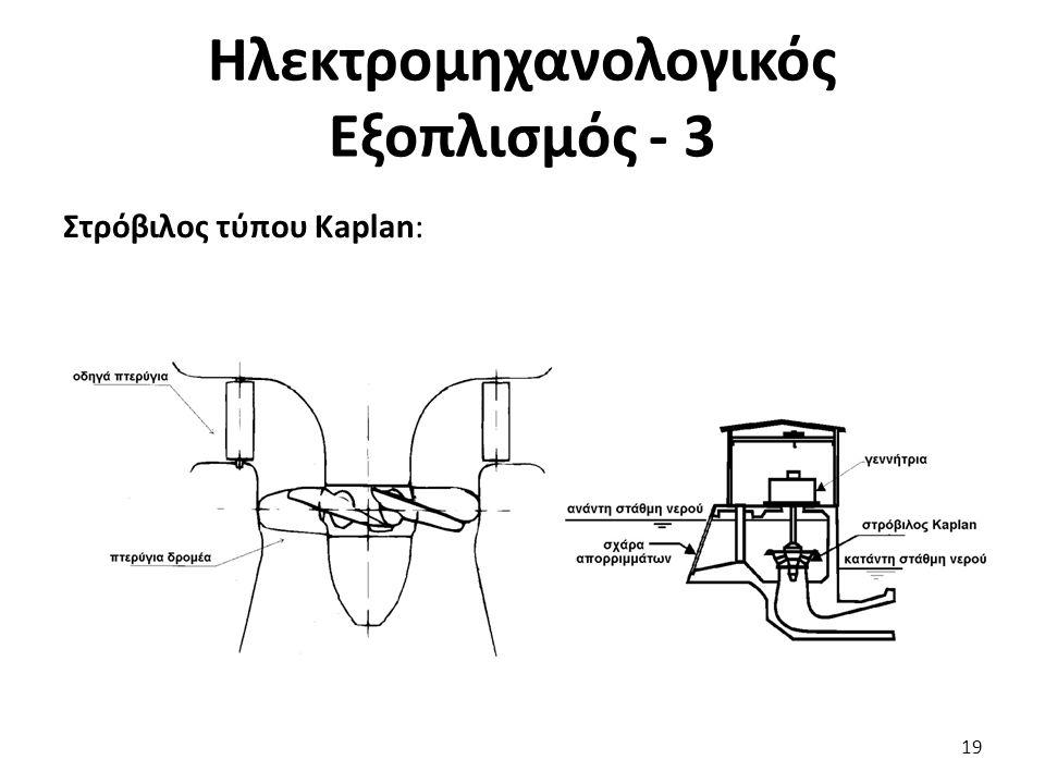 Ηλεκτρομηχανολογικός Εξοπλισμός - 3