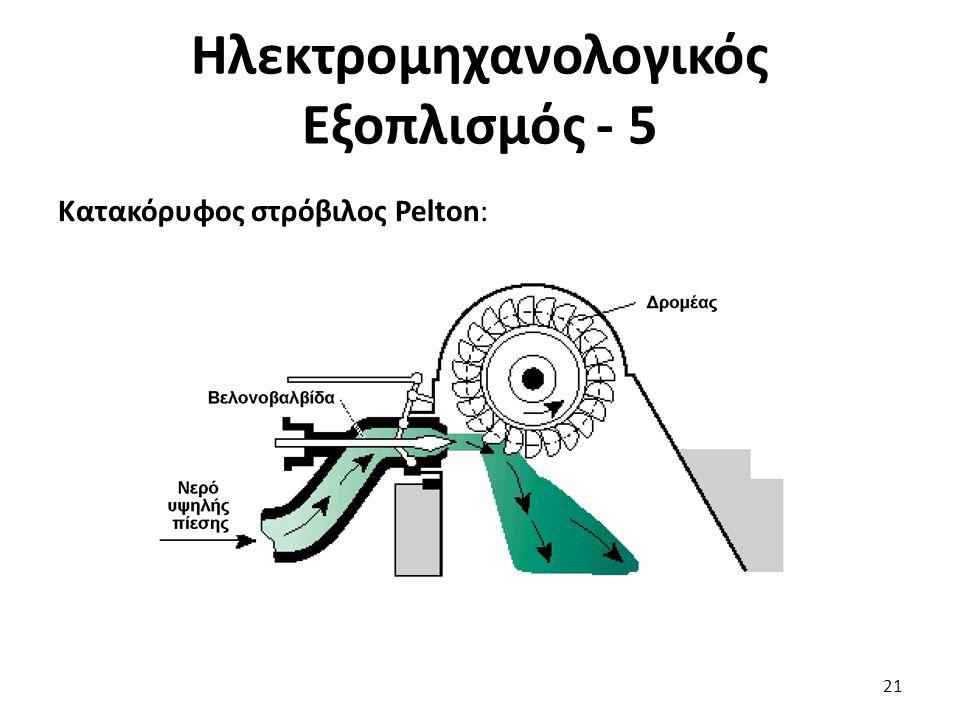 Ηλεκτρομηχανολογικός Εξοπλισμός - 5