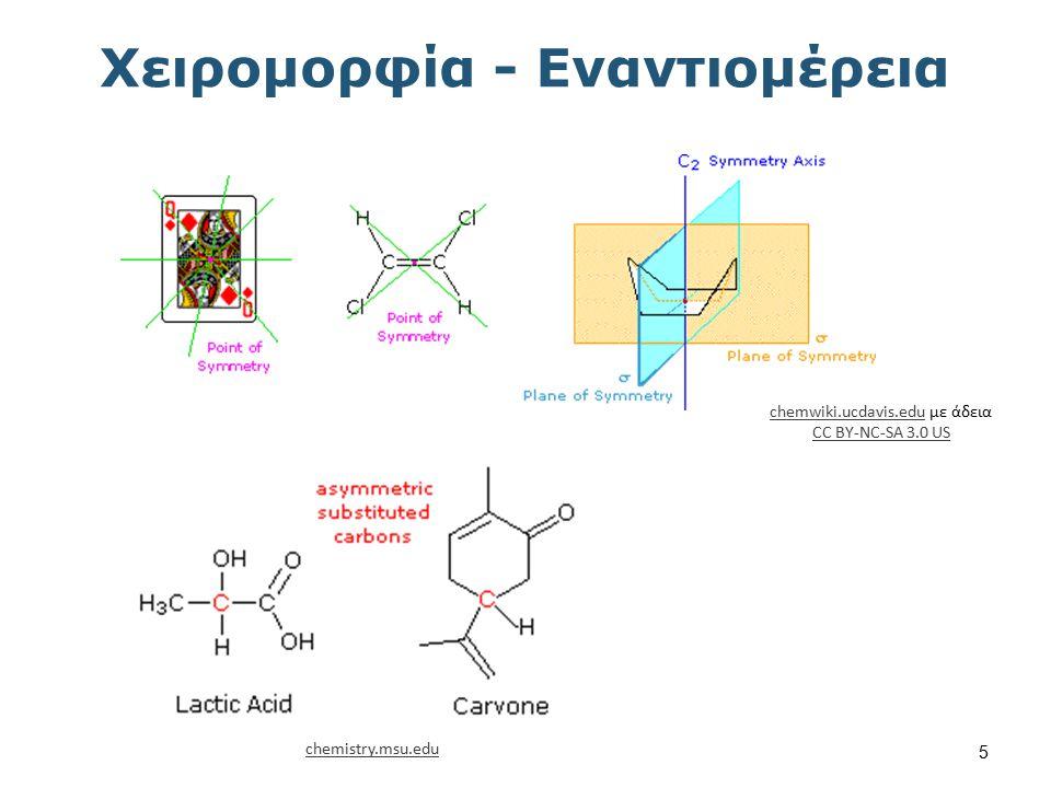 Chiral molecures example , από Calvero διαθέσιμο ως κοινό κτήμα