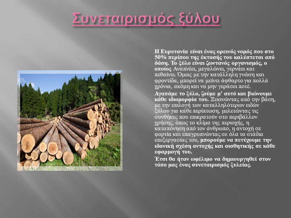 Συνεταιρισμός ξύλου