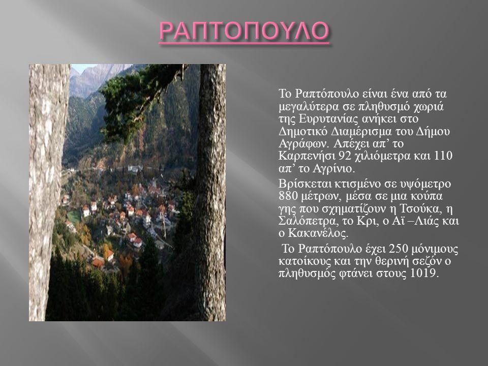 ΡΑΠΤΟΠΟΥΛΟ