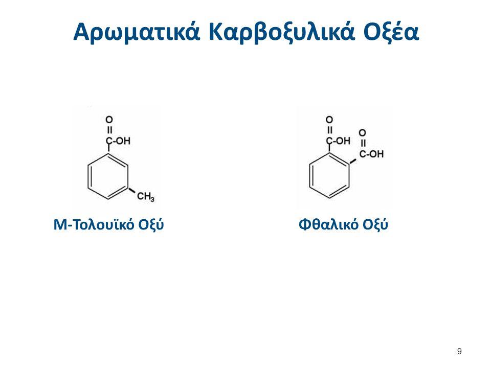 Ακυλοχλωρίδια -C-CI = O CH₃CH₂CH₂-C-CI = O Βουτανυλοχλωρίδιο