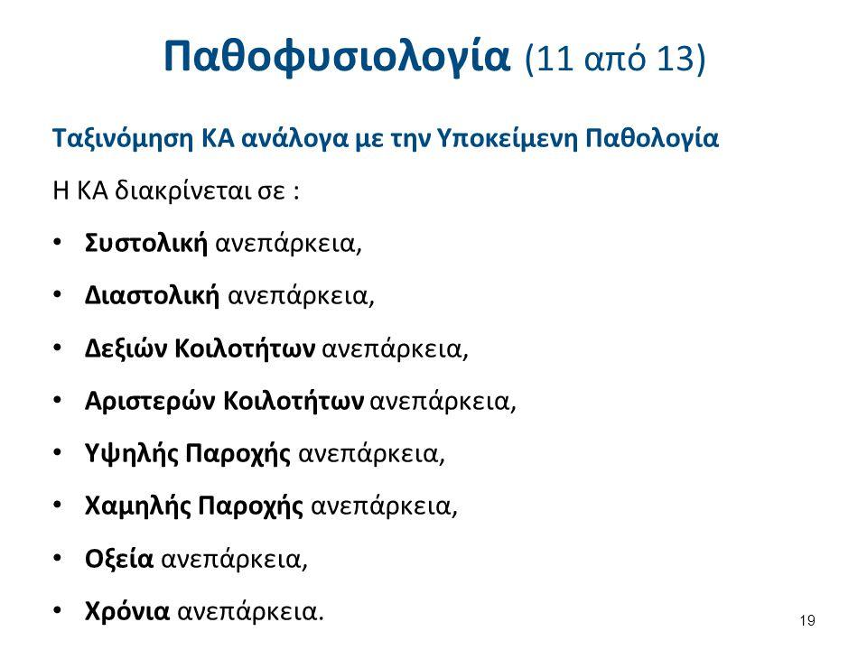 Παθοφυσιολογία (12 από 13)