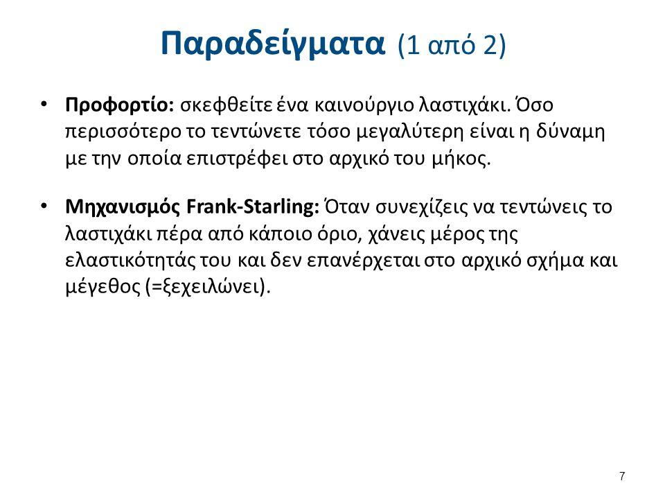 Παραδείγματα (2 από 2)