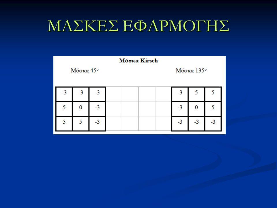 ΜΑΣΚΕΣ ΕΦΑΡΜΟΓΗΣ