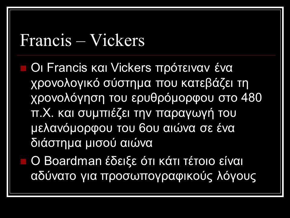 Francis – Vickers