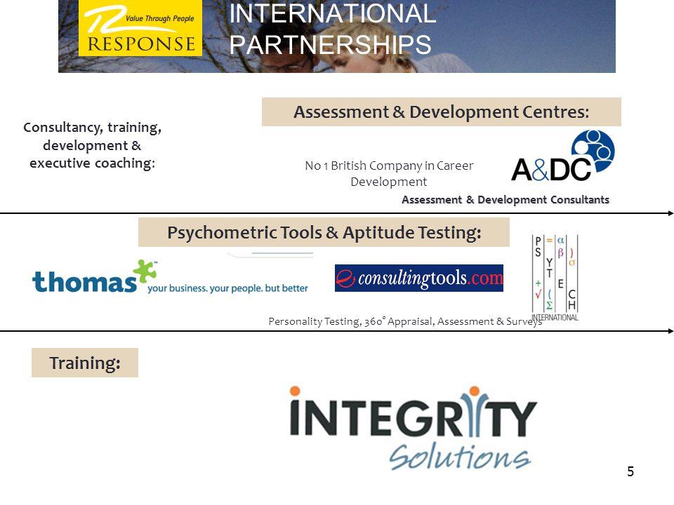 Psychometric Tools & Aptitude Testing: