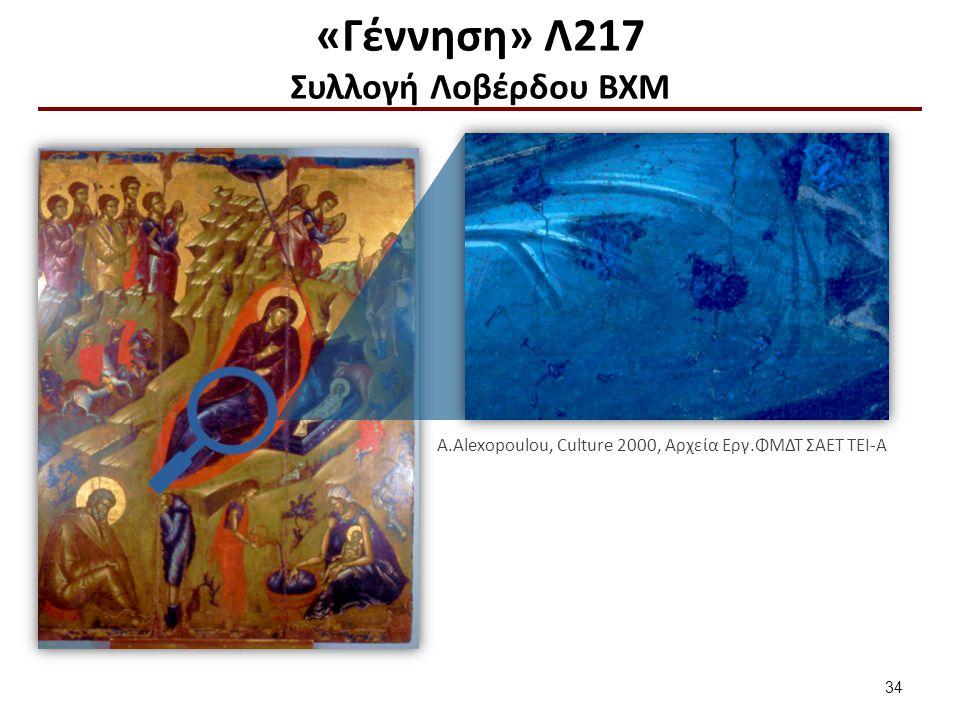 «Άγιος Γεώργιος» ΒΧΜ A.Alexopoulou, SAVE ART, Αρχεία Εργ.ΦΜΔΤ ΣΑΕΤ ΤΕΙ-Α