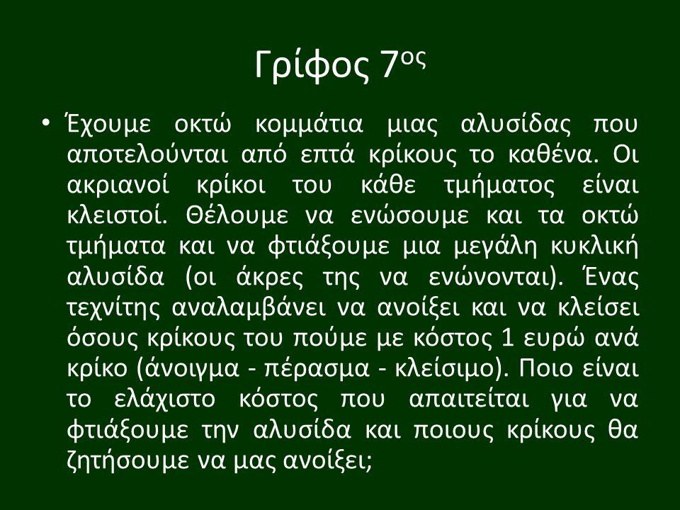 Γρίφος 7ος